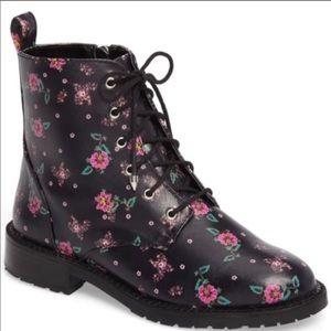 NWT Rebecca Minkoff Floral Boots